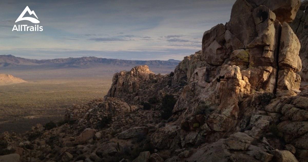 Best Trails In Mojave National Preserve Alltrails Com