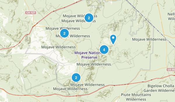 Best Trails In Mojave National Preserve California Alltrails