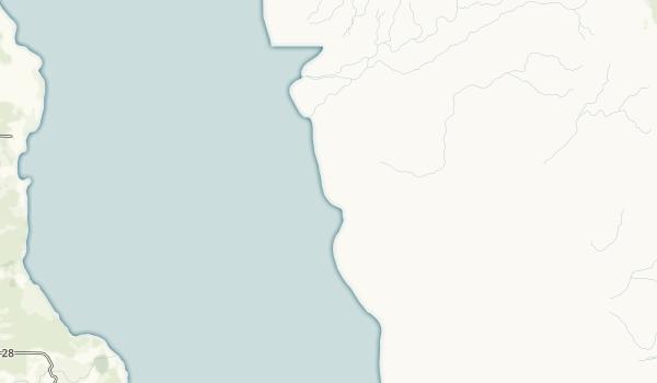 Surprise Recreation Management Area Map