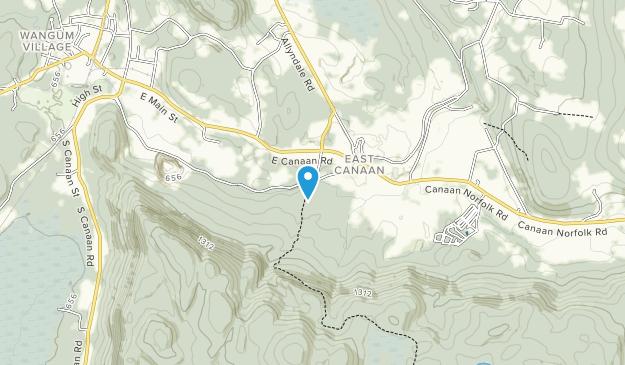 Beckley Furnace State Park Map