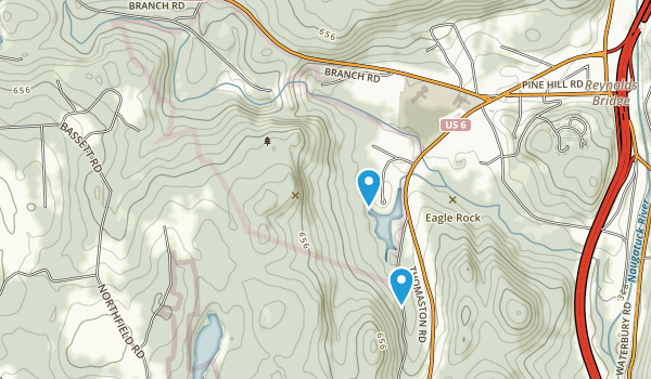 Black Rock State Park Map