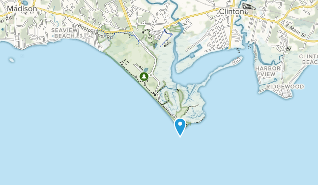 Hammonasset State Park Map