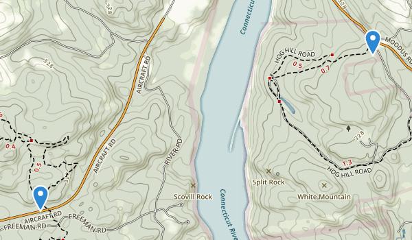 Hurd State Park Map
