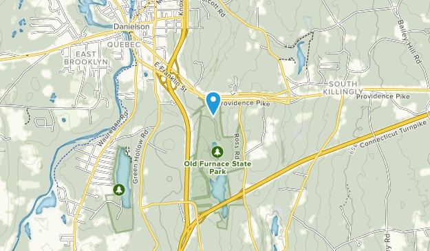 Best Trails In Old Furnace State Park Connecticut Alltrails - Old-us-27-map
