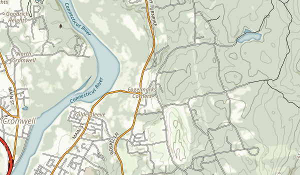 River Highlands State Park Map