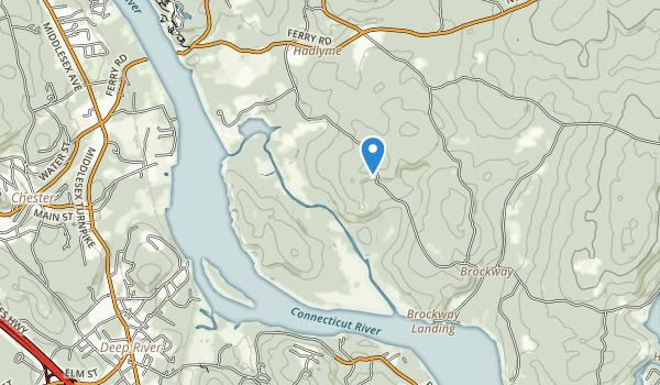 Selden Neck State Park Map