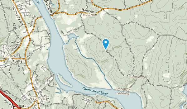 Selden Neck State Park Map