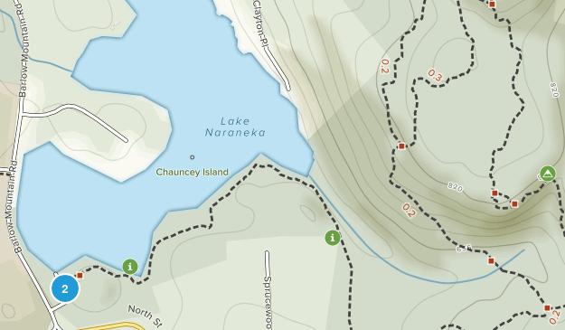 Seth Low Pierrepont State Park Reserve Map