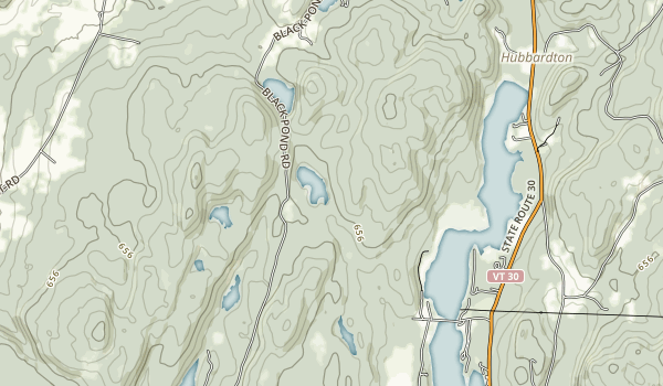 Half Moon State Park Map