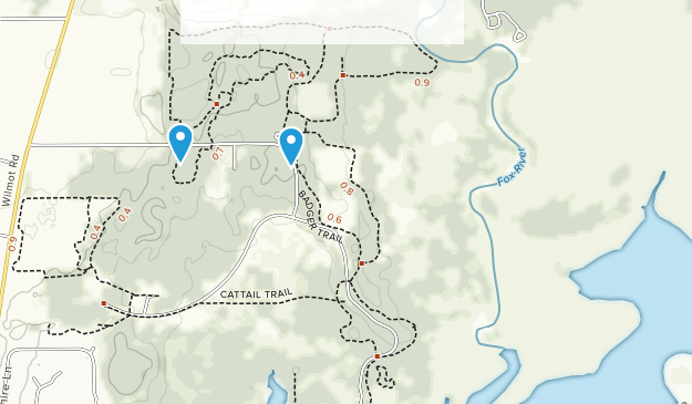 Best Trails in Chain O'Lakes State Park - Illinois   AllTrails on illinois county indiana, illinois natural resources map, chicago illinois map of indiana, illinois county map world atlas, illinois physical map, clifty falls state park indiana,