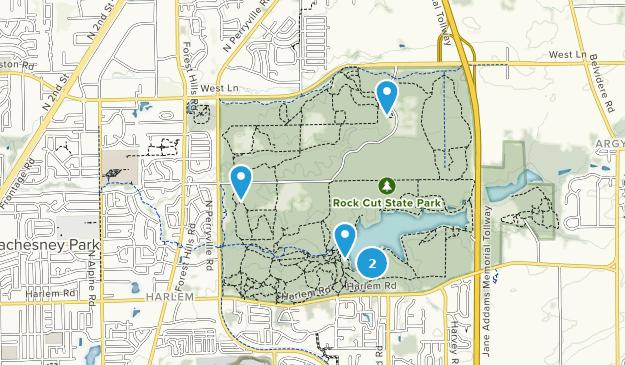 Best Trails in Rock Cut State Park - Illinois | AllTrails