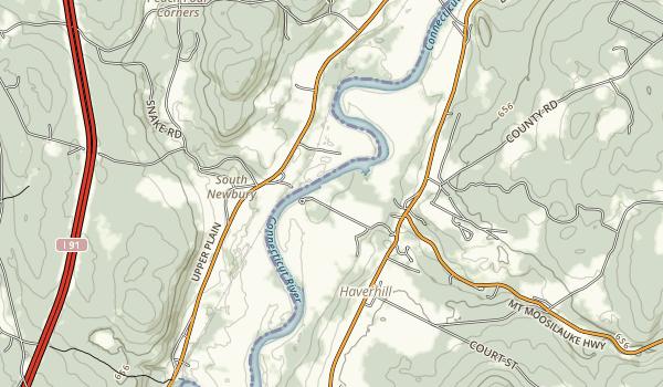 Bedell Bridge State Park Map
