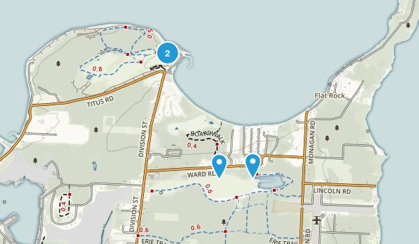 Kelleys Island State Park Map
