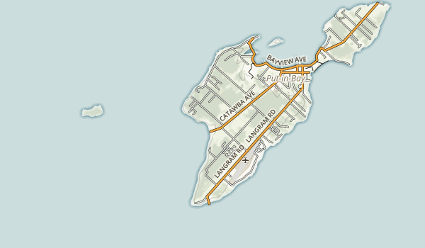 South Bass Island State Park Map