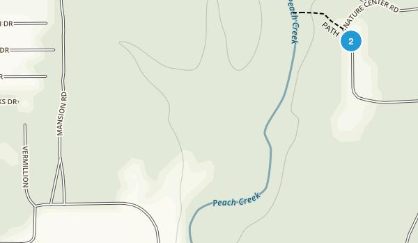 Lake Houston Park Map