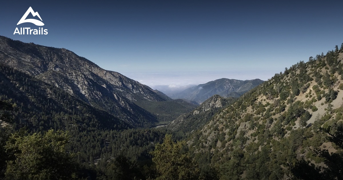 Best Trails In Angeles National Forest California