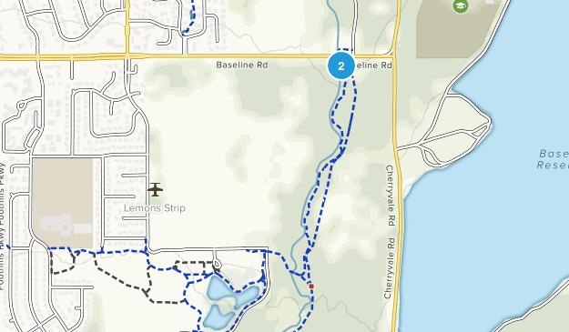 East Boulder Community Park Map