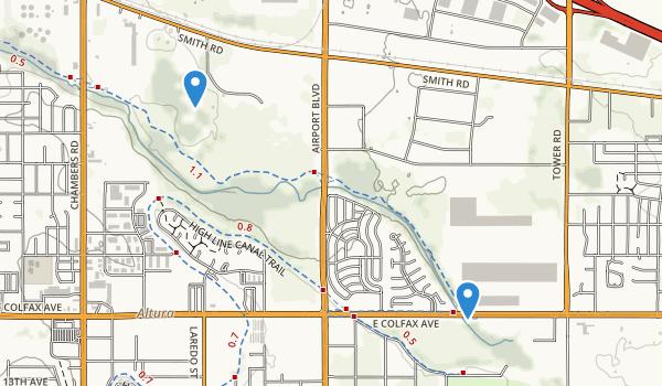 Star K Ranch Park Map