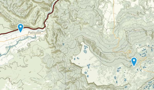 Riverbend Park Map