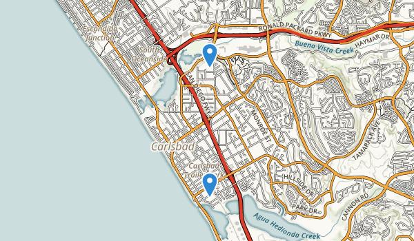 Hospital Grove Park Map