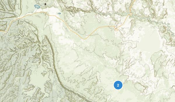 Escalante State Park Map