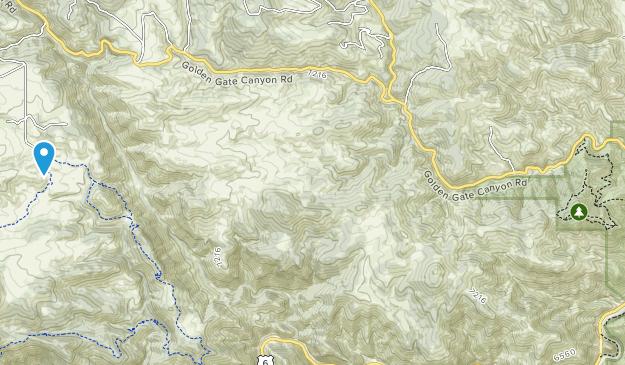 Jefferson County Open Space Map