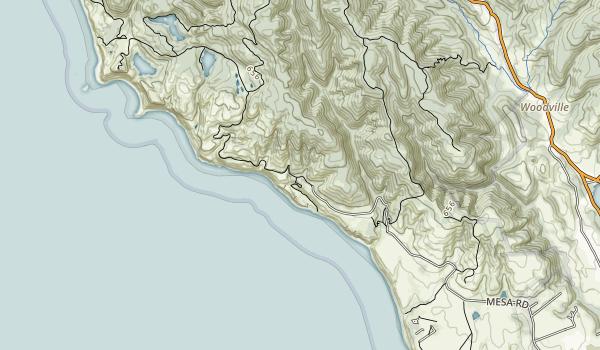 Bolinas Park Map