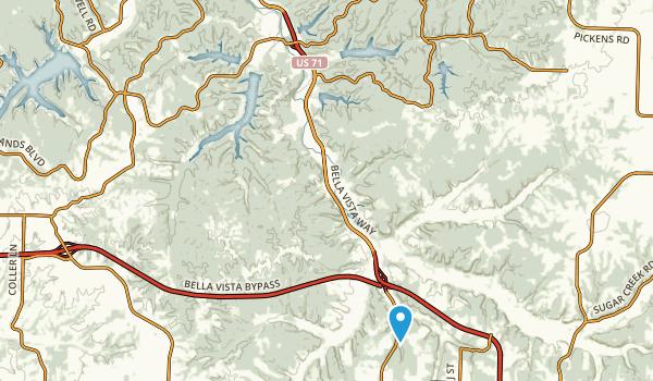 Pieny Park Map