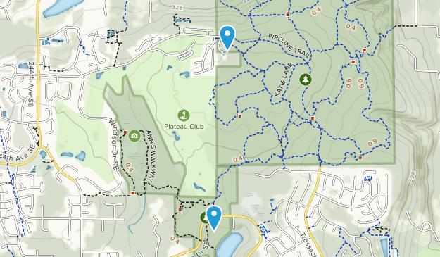 Soaring Eagle Regional Park Map