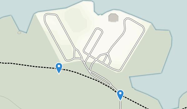 Manasquan Reservoir County Park Map
