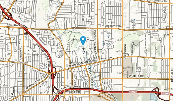College Park Map