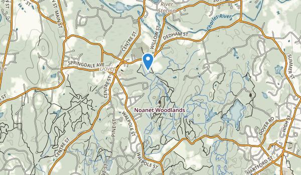 Carvl Park Map