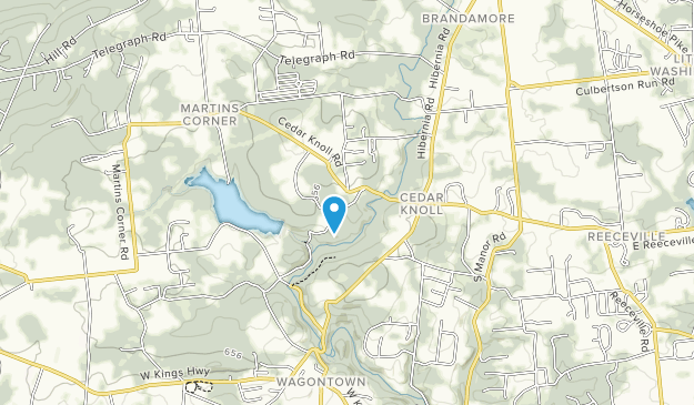Hibemia County Park Map