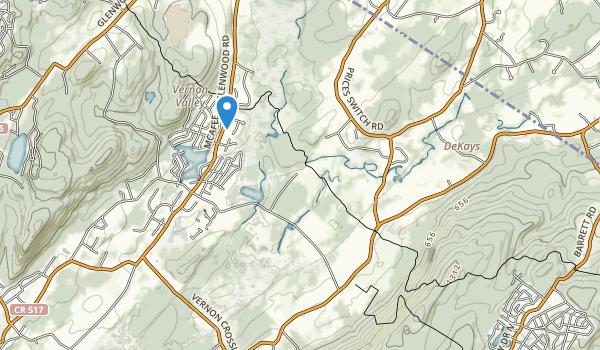 Maple Grange Park Map