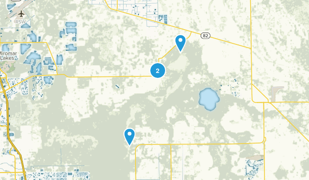Florida Watershed Map.Best Trails In Corkscrew Regional Ecosystem Watershed Florida