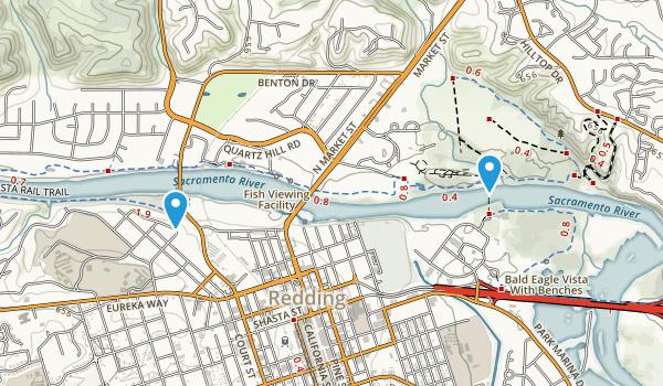 Caldwell Park Map