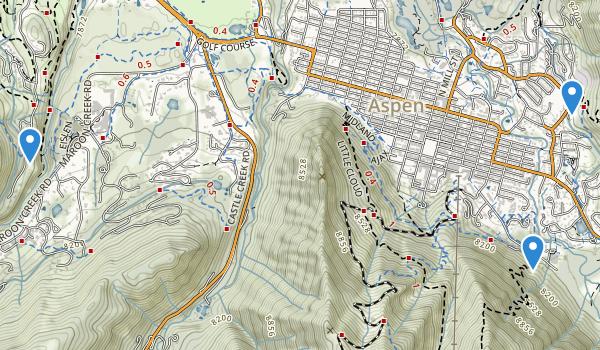 Ajax Park Map