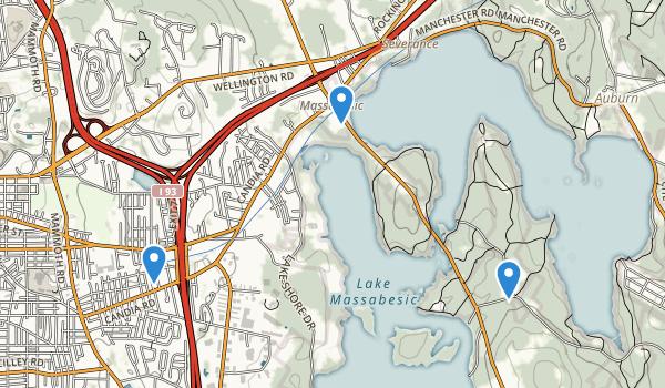Lake Park Map