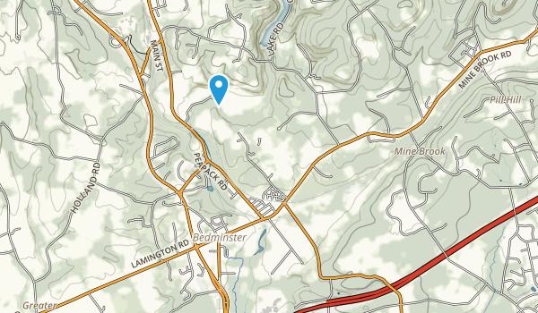 Natrar Park Map