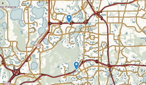 Shingle Creek Map