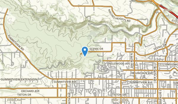Randall Park Map
