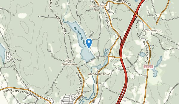 Roseland Park Map