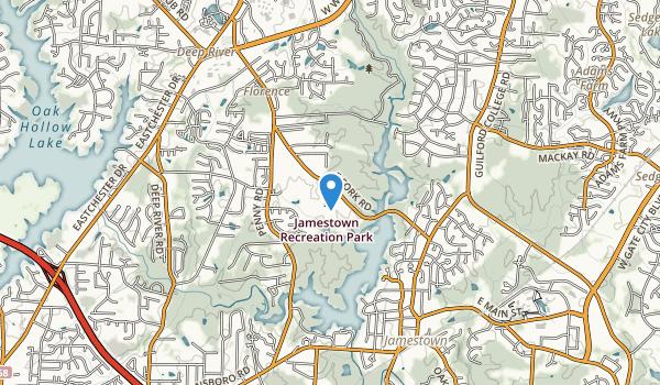 Glbson Park Map