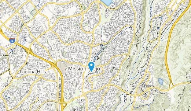 Oso Viejo Community Park Map
