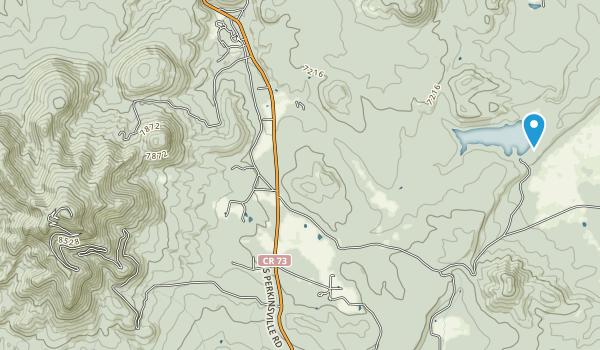 Buckskinner Park Map