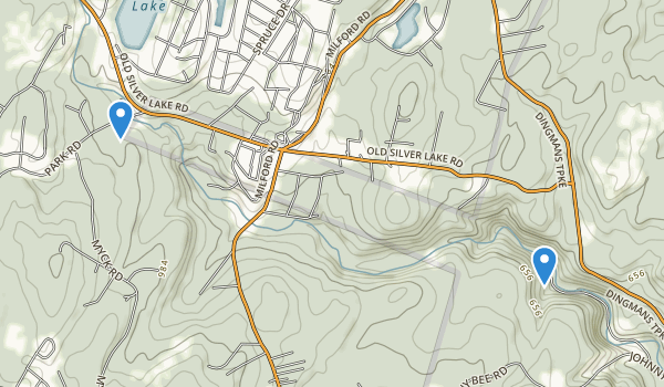Childs State Forest Park Map
