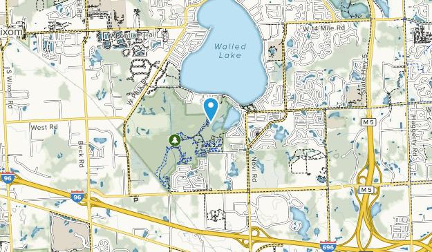 Lakeshore Park Map