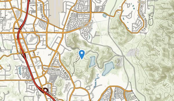Mira Loma Park Map