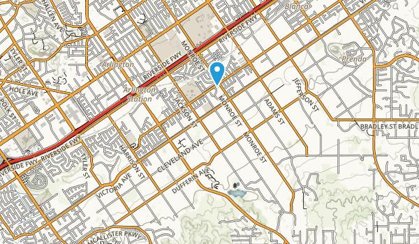 Don Derr Park Map
