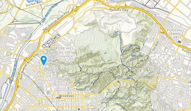 Best Trails In Rose Hills Memorial Park California Alltrails